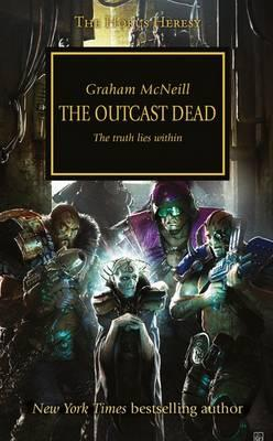 The Outcast Dead - McNeill, Graham