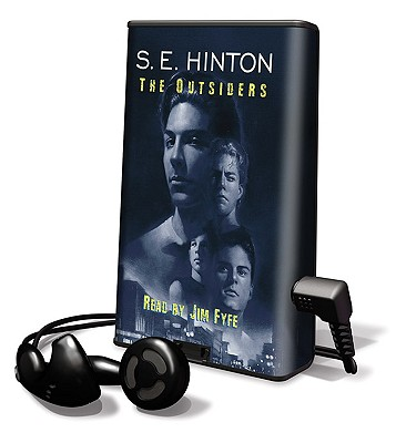 The Outsiders - Hinton, S E, and Fyfe, Jim (Read by)