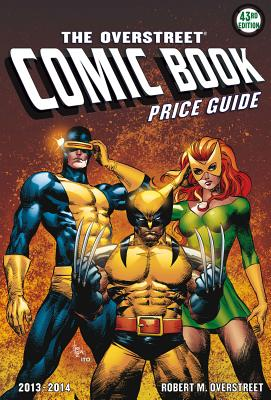 The Overstreet Comic Book Price Guide - Overstreet, Robert M, and Vaughn, J C (Editor), and Deodato Jr, Mike