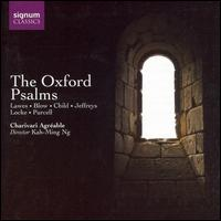 The Oxford Psalms - Charivari Agréable; Kah-Ming Ng (harpsichord)