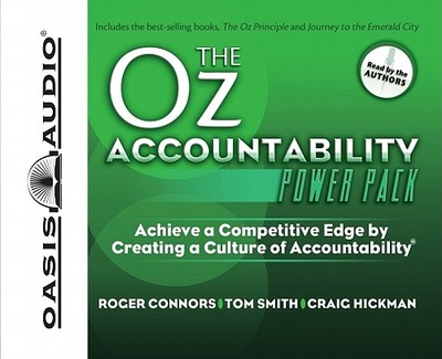 The Oz Accountability Power Pack - Connors, Roger, and Smith, Tom, Dr., M.D., and Hickman, Craig