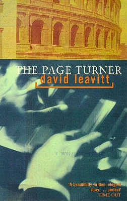 The Page Turner - Leavitt, David