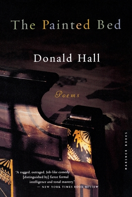 The Painted Bed - Hall, Donald