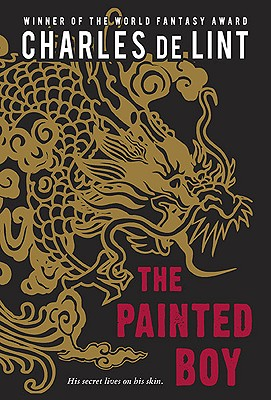 The Painted Boy - de Lint, Charles