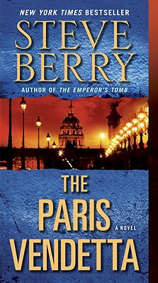 The Paris Vendetta - Berry, Steve