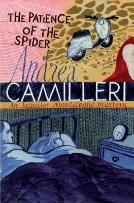 The Patience of the Spider - Camilleri, Andrea