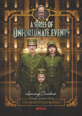 The Penultimate Peril - Snicket, Lemony