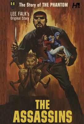 The Phantom The Complete Avon Novels Volume 14: The Assassins - Falk, Lee, and Wilson, George (Artist)