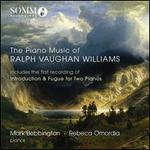 The Piano Music of Ralph Vaughan Williams