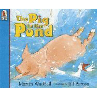 The Pig in the Pond - Waddell, Martin, and Enfield, Harry (Read by)