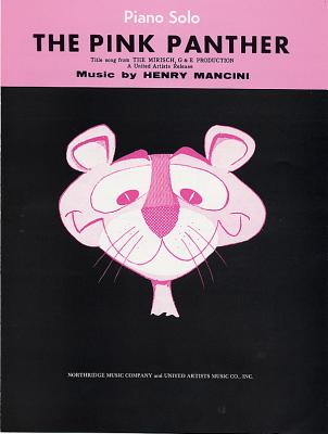 The Pink Panther: Piano/Vocal/Chords, Sheet - Mancini, Henry (Composer)