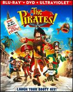 The Pirates! Band of Misfits [2 Discs] [Includes Digital Copy] [UltraViolet] [Blu-ray/DVD] - Peter Lord