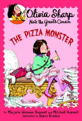 The Pizza Monster - Sharmat, Marjorie Weinman, and Sharmat, Mitchell