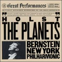 The Planets - New York Philharmonic; Leonard Bernstein (conductor)