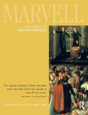 The Poems of Andrew Marvell - Marvell, Andrew, and Smith, Nigel