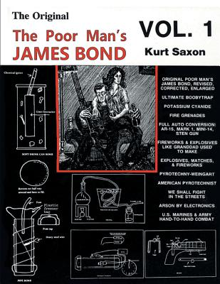 The Poor Man's James Bond (vol. 1) - Saxon, Kurt