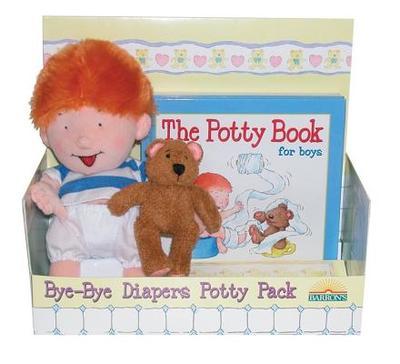 The Potty Book for Boys - Capucilli, Alyssa Satin