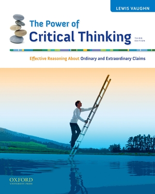 9780195377927 the power of critical thinking effective reasoning the power of critical thinking effective reasoning about ordinary and extraordinary claims vaughn fandeluxe Image collections