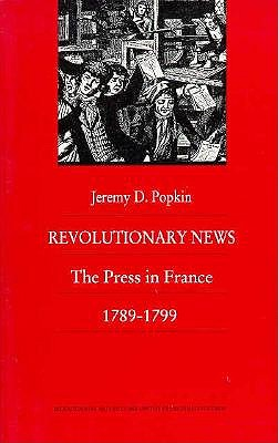 The Press & French REV. -Pa - Popkin, Jeremy