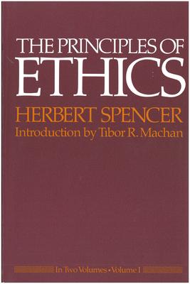 The Principles of Ethics 2 Vol PB Set - Spencer, Herbert