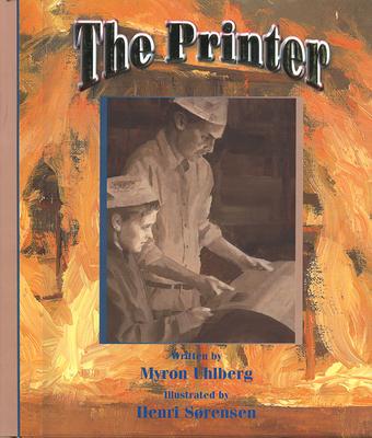The Printer - Uhlberg, Myron