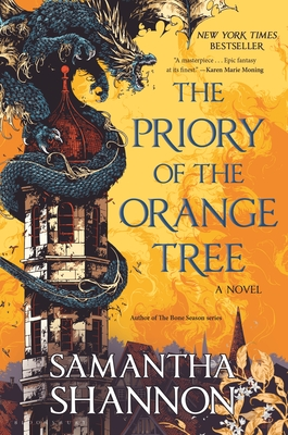 The Priory of the Orange Tree - Shannon, Samantha