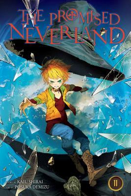 The Promised Neverland, Vol. 11, Volume 11 - Shirai, Kaiu