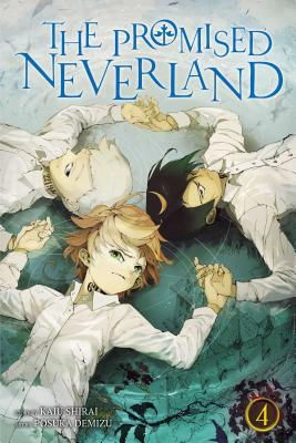 The Promised Neverland, Vol. 4, 4 - Shirai, Kaiu