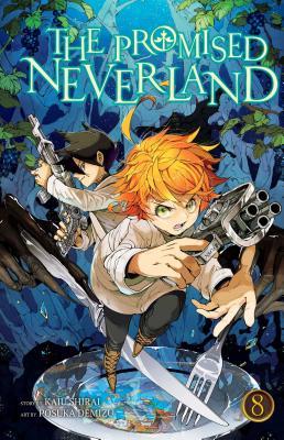 The Promised Neverland, Vol. 8, Volume 8 - Shirai, Kaiu