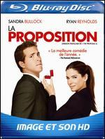 The Proposal [Blu-ray] [French]