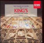 The Psalms of David, Vol. 1 - David Willcocks (organ); King's College Choir of Cambridge (choir, chorus); David Willcocks (conductor)