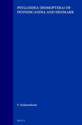 The Psylloidea (Homoptera) of Fennoscandia and Denmark - Ossiannilsson