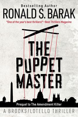 The Puppet Master - Barak, Ronald S