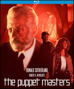 The Puppet Masters [Blu-ray] - Stuart Orme
