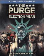 The Purge: Election Year [Includes Digital Copy] [Blu-ray]