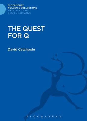 The Quest for Q - Catchpole, David R.