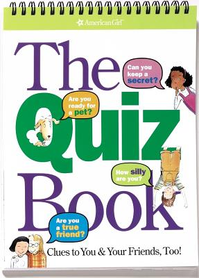 The Quiz Book: Clues to You & Your Friends, Too! - Allen, Laura, and Tilley, Debbie (Illustrator)