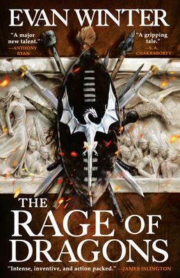 The Rage of Dragons - Winter, Evan