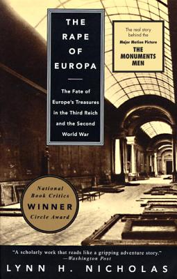 The Rape of Europa: The Fate of Europe's Treasures in the Third Reich and the Second World War - Nicholas, Lynn H