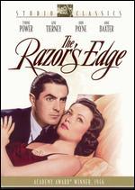 The Razor's Edge - Edmund Goulding