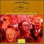 The Recorded Viola, Vol. 2