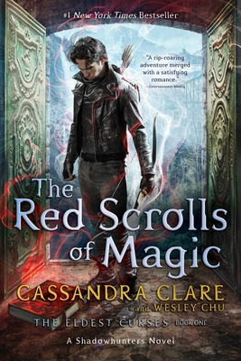 The Red Scrolls of Magic, 1 - Simon and Schuster, and Chu, Wesley