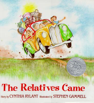 The Relatives Came - Rylant, Cynthia