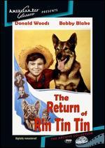 The Return of Rin Tin Tin - Max Nosseck