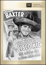 The Return of the Cisco Kid - Herbert I. Leeds