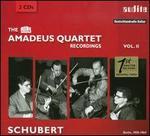 The RIAS Amadeus Quartet Recordings, Vol. 2: Schubert