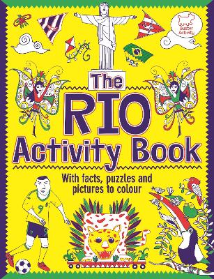 The Rio Activity Book - Stride, Lottie