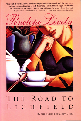 The Road to Lichfield - Lively, Penelope