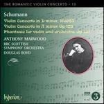 The Romantic Violin Concerto, Vol. 13: Schumann