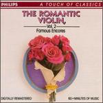 The Romantic Violin, Vol. 2: Famous Encores